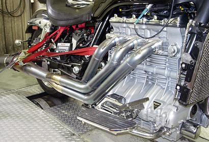 Carpenter Race Engines - Triumph Rocket III
