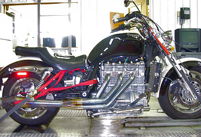 Carpenter Race Engines - Triumph Rocket III